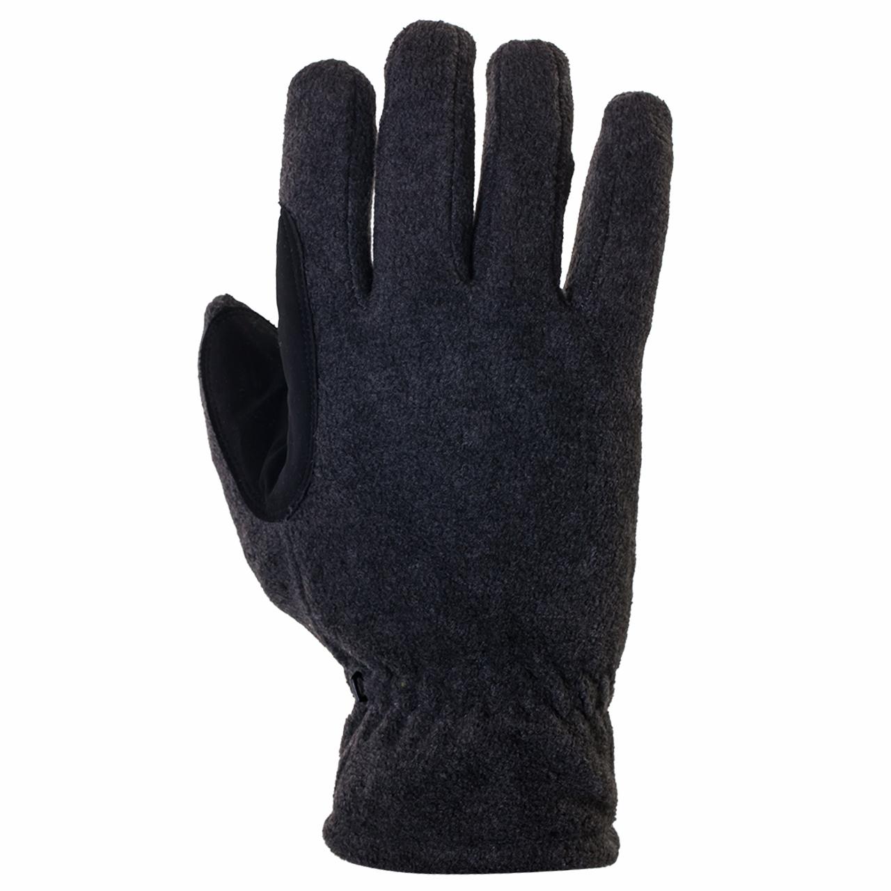 Мужские флисовые перчатки с тинсулейтом заказать в Военпро