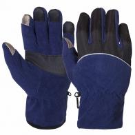 Мужские флисовые перчатки с усилением