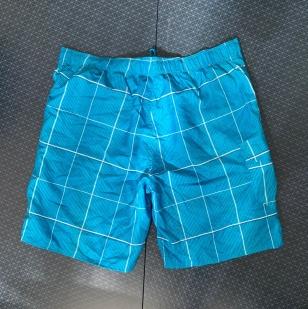 Мужские голубые шорты от OP