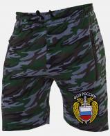 Купить мужские хлопковые шорты  нашивкой ФСО
