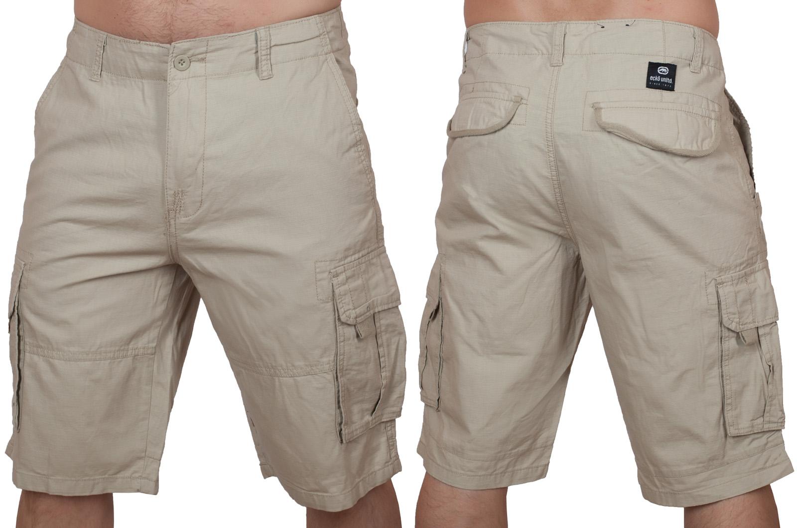 Мужские хлопковые шорты от Ecko Unltd (США) с доставкой