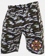 Купить мужские хлопковые шорты с шевроном Потомственного казака