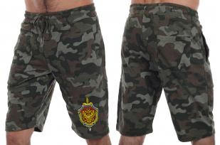 Мужские камуфляжные шорты ФСБ оптом в Военпро