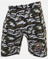 Мужские камуфляжные шорты с эмблемой Охотничий Спецназ
