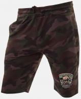 Мужские камуфляжные шорты с нашивкой Охотничий СпНаз
