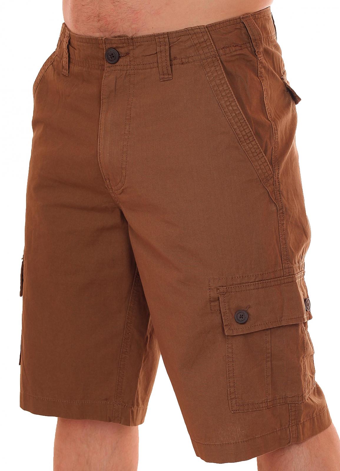 Камуфляжные укороченные брюки для военных