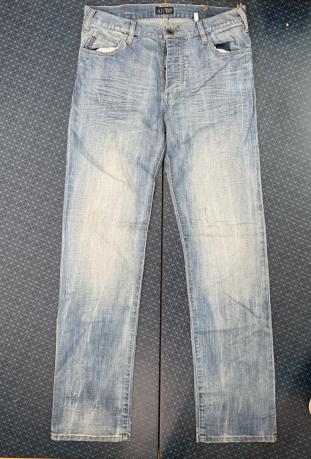 Мужские крутые джинсы