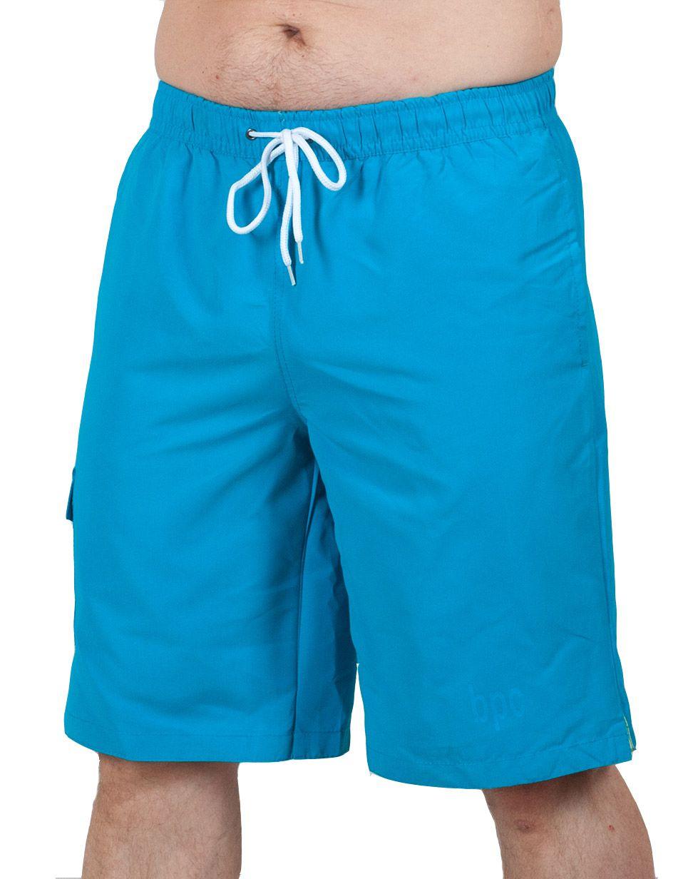 Мужские купальные шорты (BPC) - вид спереди