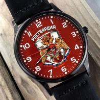 Мужские кварцевые часы Росгвардия