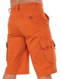 Оригинальные оранжевые мужские шорты от Grind House по выгодной цене