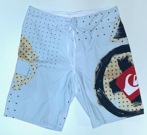 Мужские летние шорты контрастных оттенков