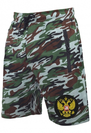 Мужские милитари шорты