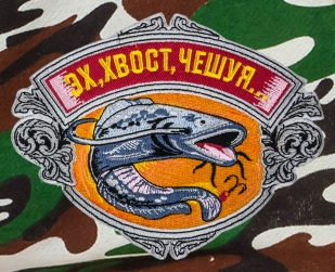Мужские милитари-шорты рыбака
