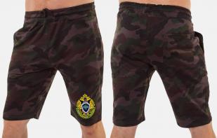 Мужские милитари шорты с эмблемой ПС купить в подарок
