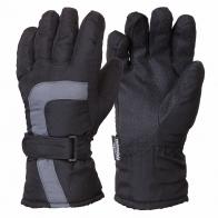 Мужские перчатки для горных лыж (флис + тинсулейн) Thinsulate