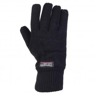 Отличные мужские теплые перчатки Thinsulate