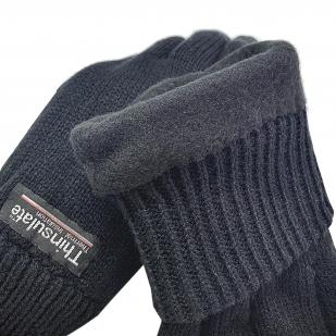 Мужские теплые перчатки Thinsulate оптом