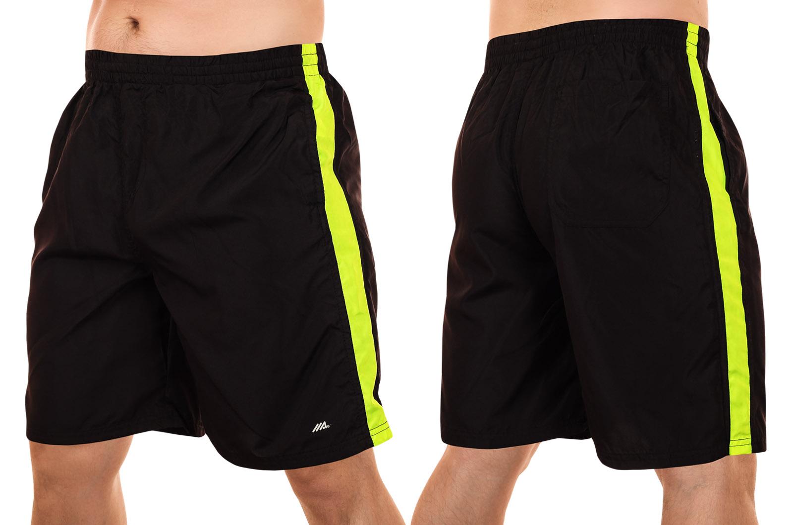 Заказать мужские пляжные шорты классического стиля от MACE (Канада)