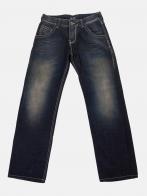 Мужские протертые джинсы Армани прямо из Италии