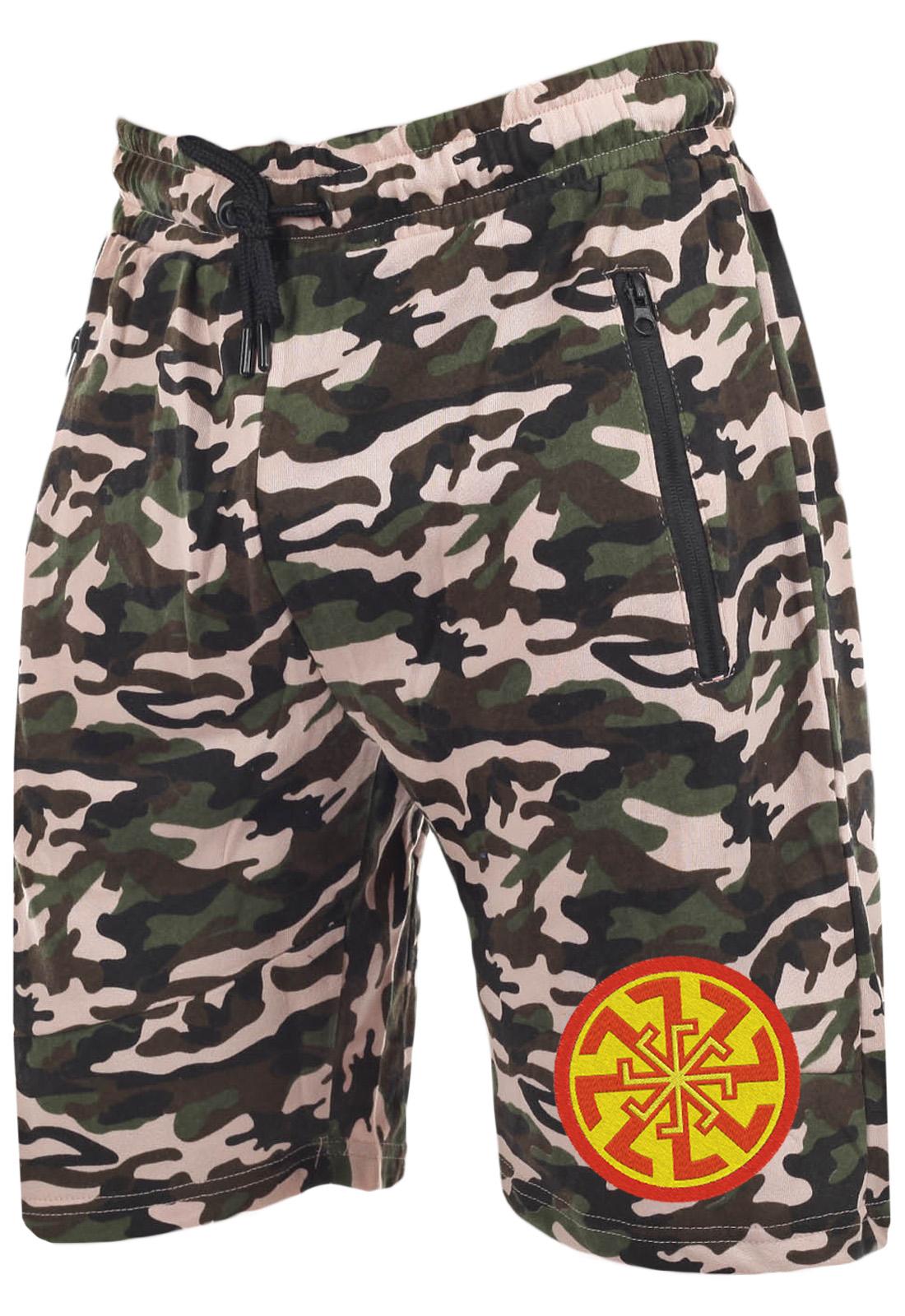 Мужские шорты Military