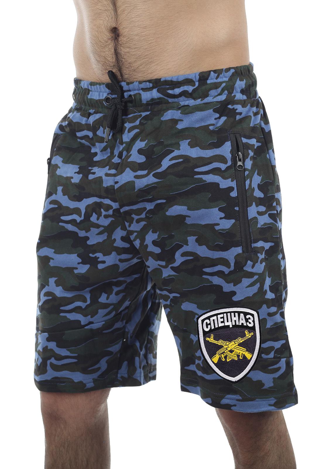 Форма Спецназа в общем доступе – мужские шорты Woodland.