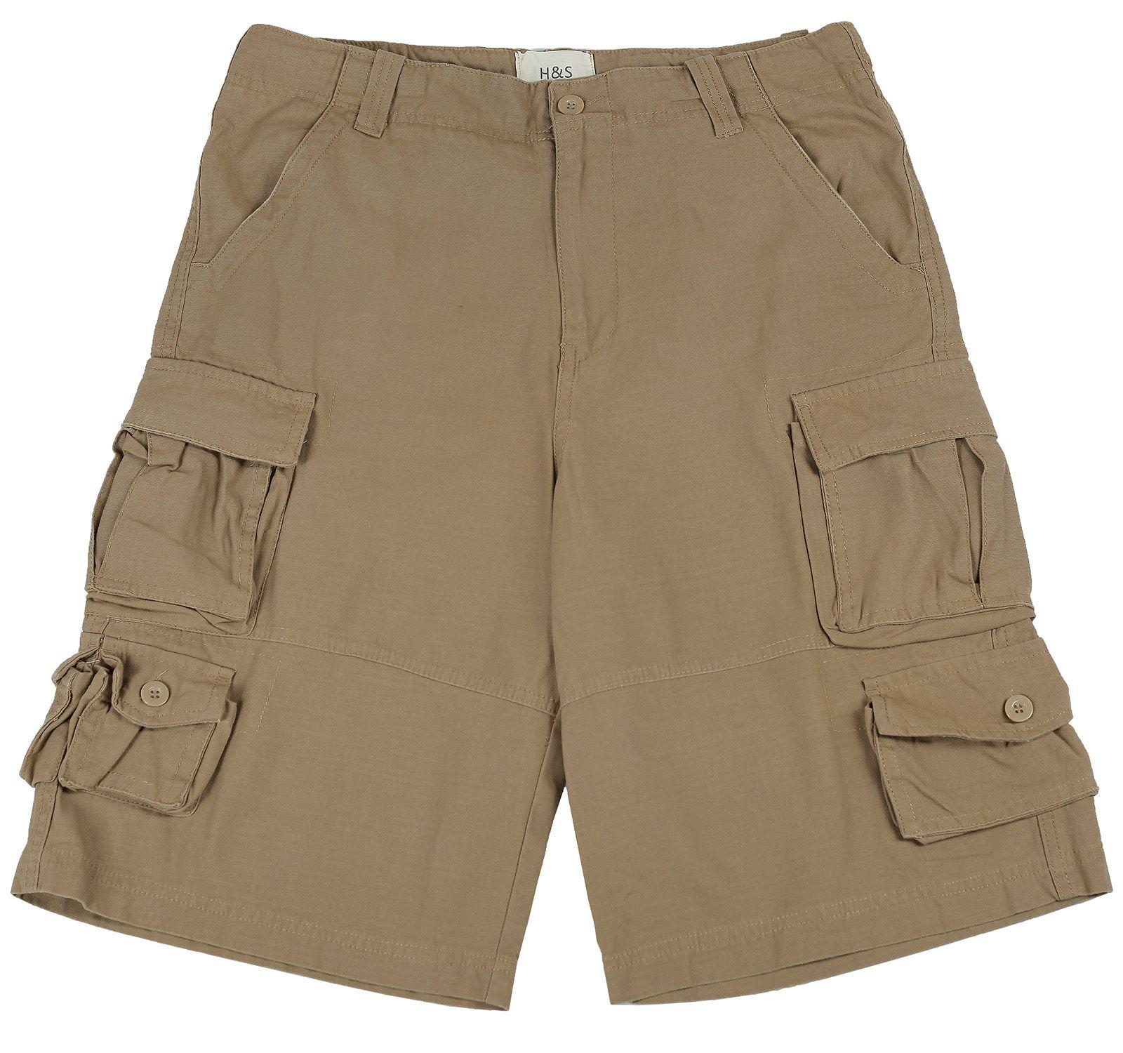 Мужские шорты карго N&S