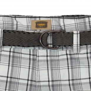 Мужские шорты баталы в клетку по лучшей цене