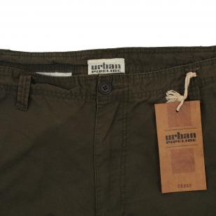 Мужские шорты баталы в стиле милитари от Urban Pipeline с доставкой