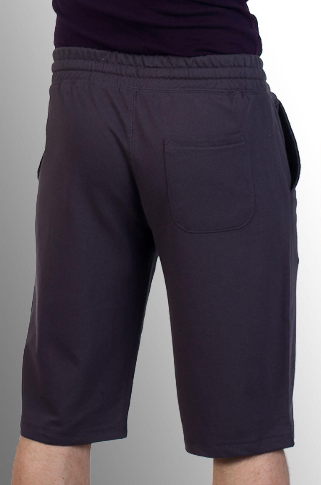Трикотажные мужские шорты для спорта
