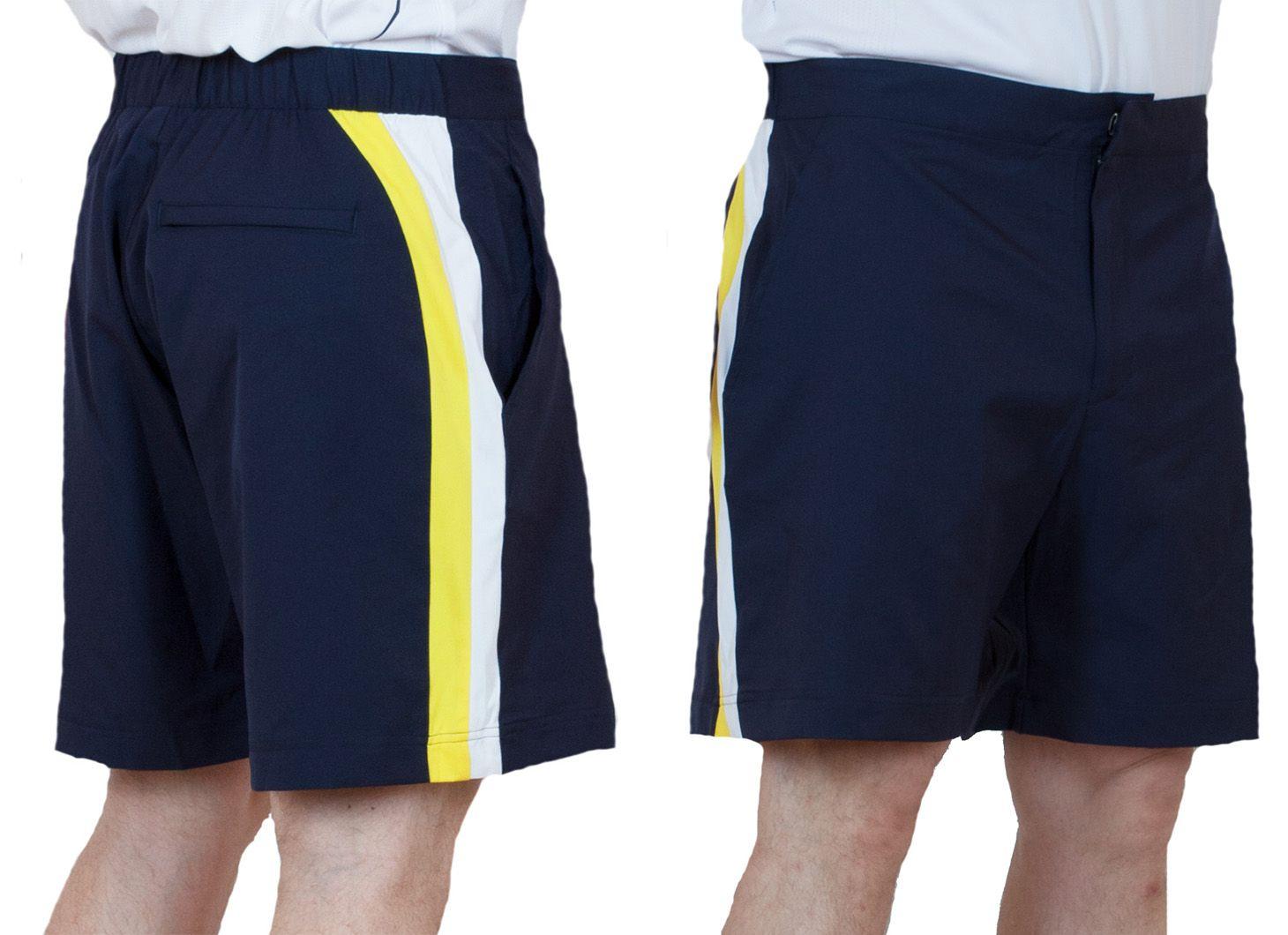 Заказать удобные мужские шорты для спорта