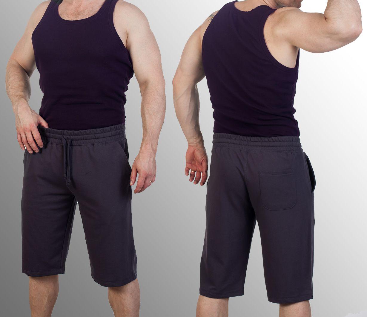 Заказать мужские шорты для спорта