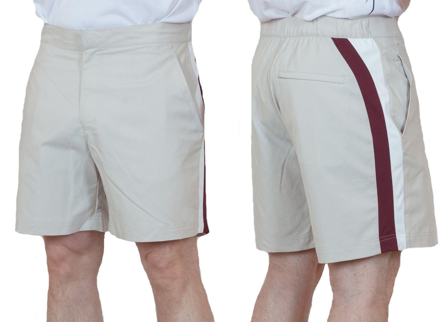 Заказать мужские шорты для тенниса