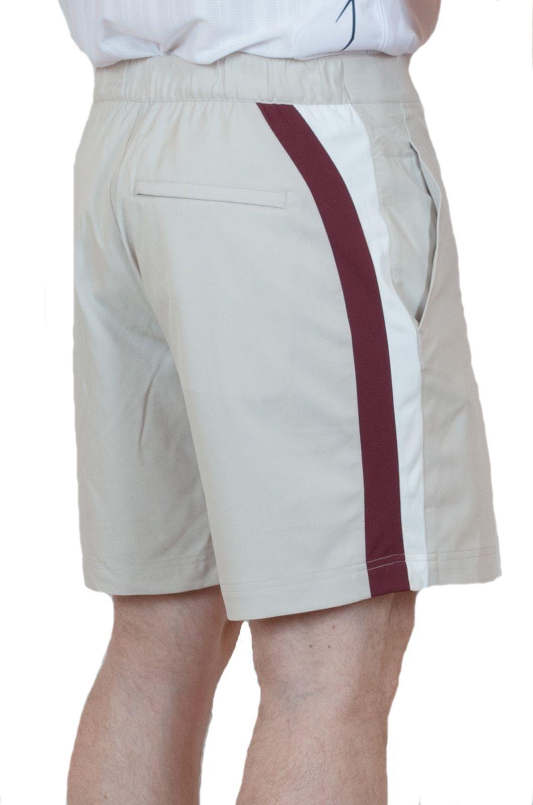 Мужские шорты для тенниса - вид сзади