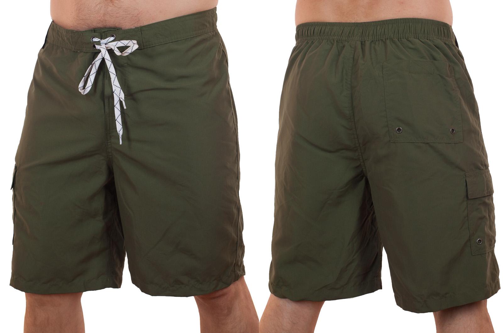 Мужские шорты хаки от Merona™ с доставкой