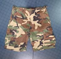 Мужские шорты камуфляж MIL-TEC