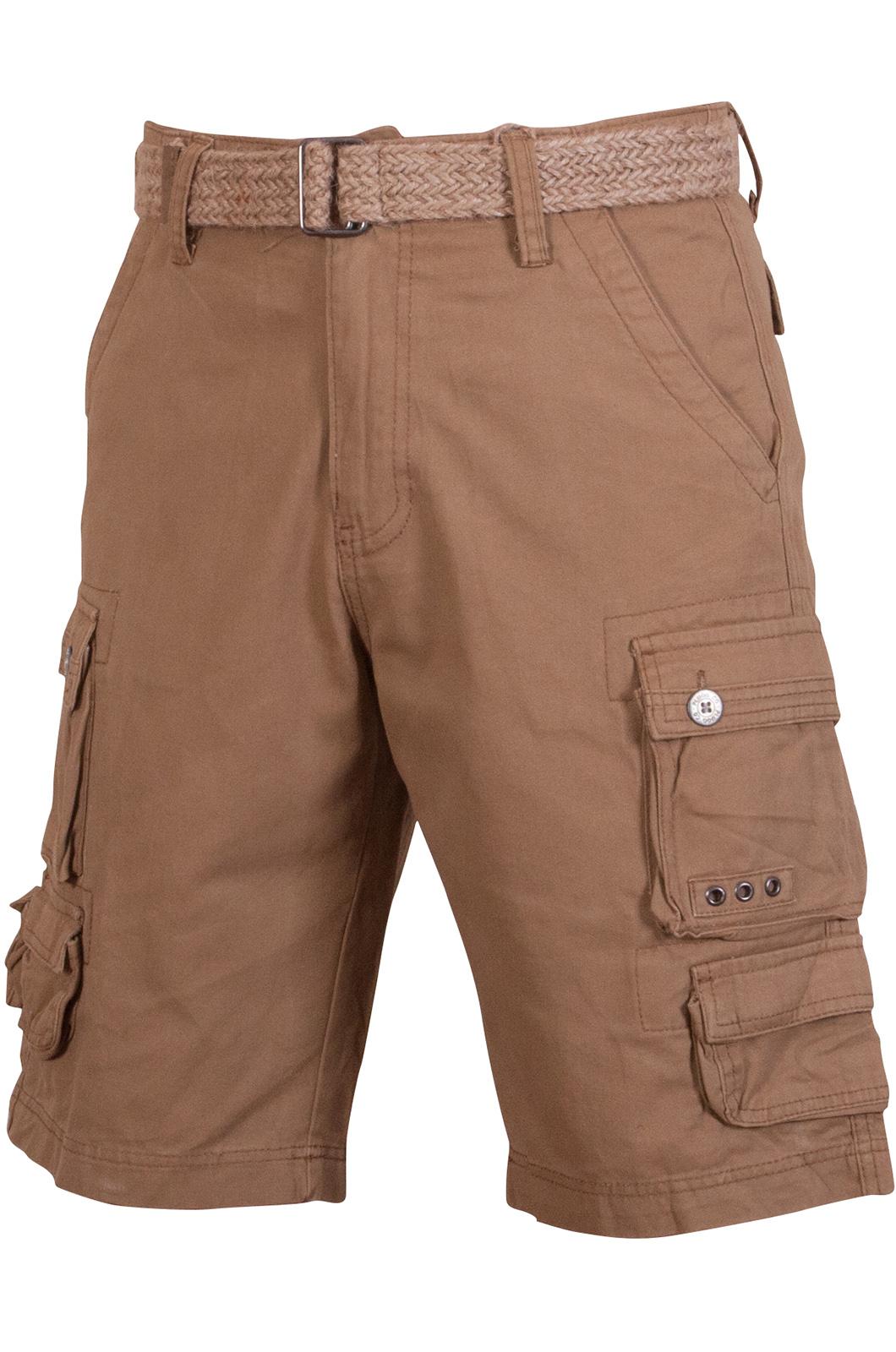Мужские шорты карго