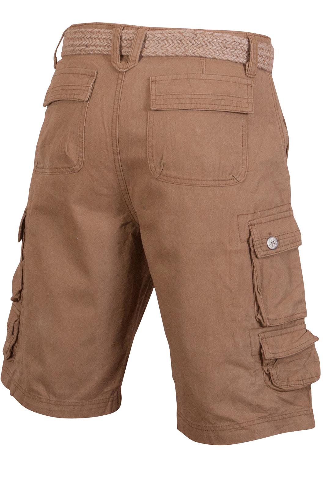 Купить шужские шорты карго