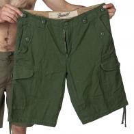 Мужские шорты карго из милитари коллекции Brandit