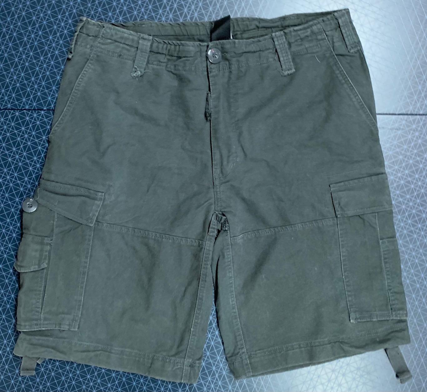 Мужские шорты карго от Brandit