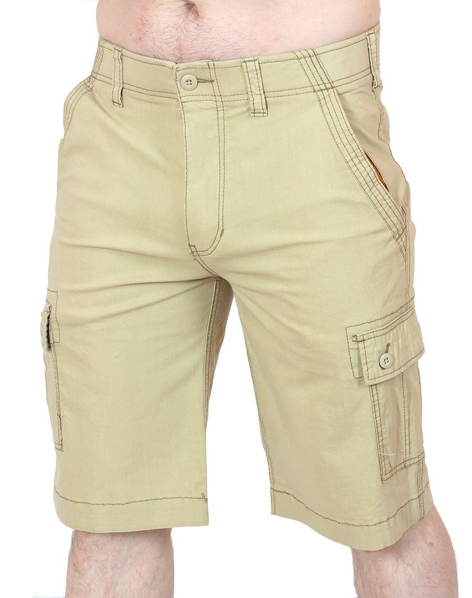 Мужские шорты карго Wear First - вид спереди