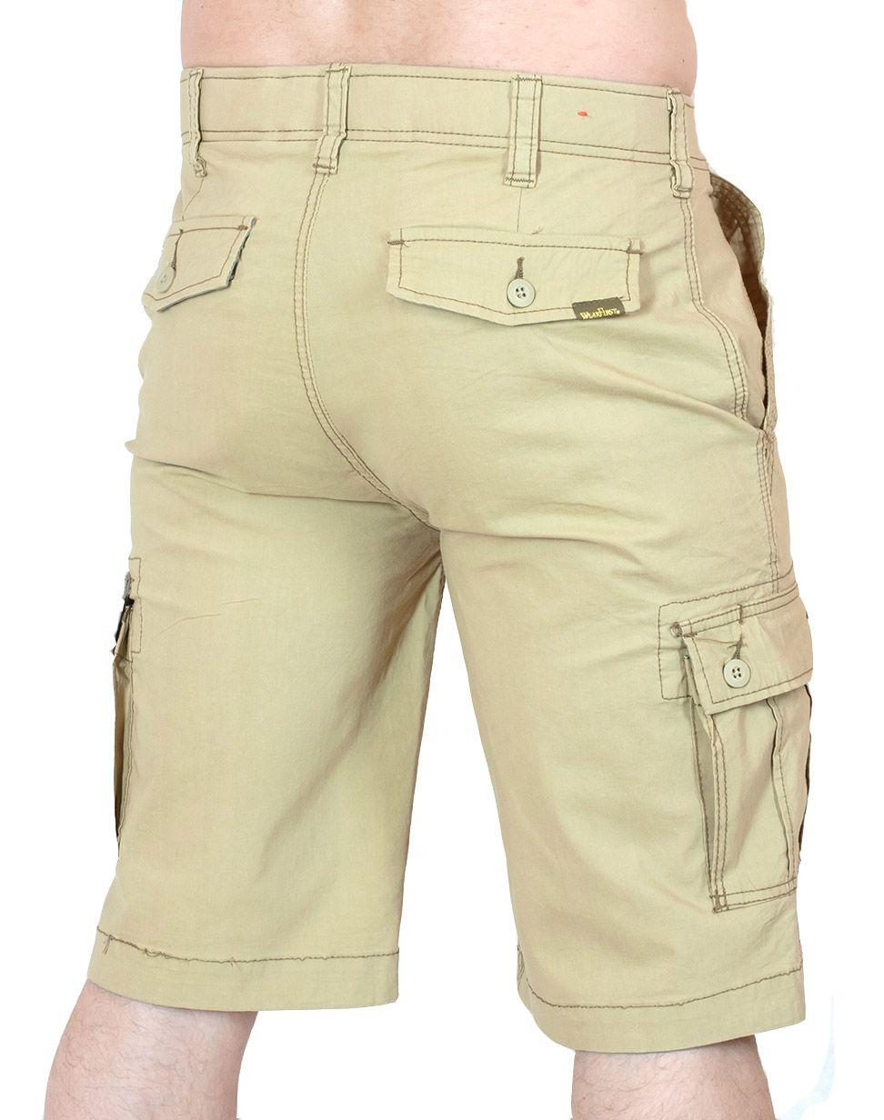 Мужские шорты карго Wear First - вид сзади