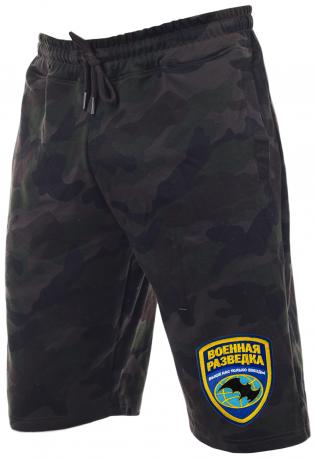 "Мужские шорты ""Милитари"" хаки IZ-XO4-ARMY IZZUE."