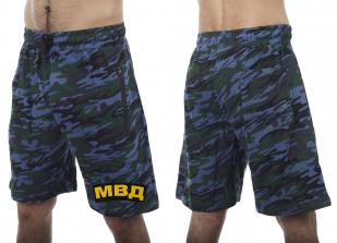 Мужские шорты МВД заказать в Военпро