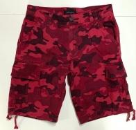 Мужские шорты с глубокими накладными карманами