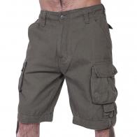 Мужские шорты с карманами Brandit