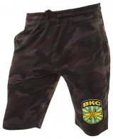 Мужские шорты с карманами и нашивкой ВКС