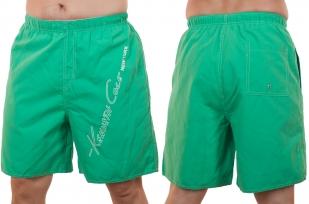 Мужские шорты с надписью Kenneth Cole New York с доставкой
