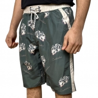 Мужские шорты с принтом от Septwolves