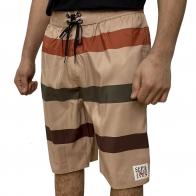 Мужские шорты Septwolves песочного цвета