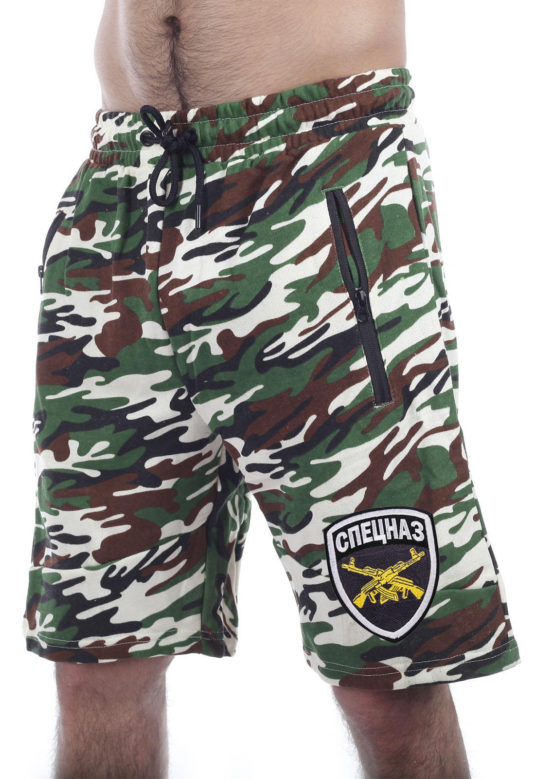 Анатомические мужские шорты Спецназа